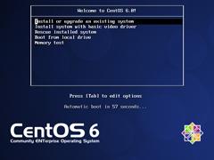 CentOS 6.0 x86_64官方正式版系统(64位)