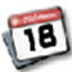 飞雪桌面日历 V9.7.1 绿色版