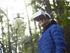 飞行第一视角!大疆发布DJI Goggles飞行眼镜