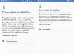 系统更新可暂停!谷歌Android系统又曝人性化新特性