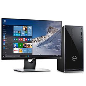 2479元戴尔商务电脑主机推荐:i3 6100/GT710独显2GB