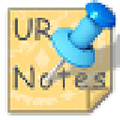 URNotes意唯便簽 V1.59 免費安裝版