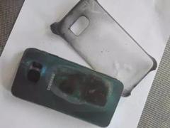 又炸了?国内突发Galaxy S6自燃起火事件