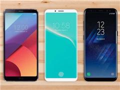 全面屏手机哪个好?小米MIX 2/iPhoneX/三星S8对比