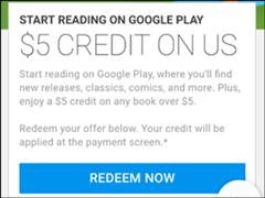 又来发福利了?谷歌免费送部分用户5美元优惠券