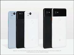 649美元起!谷歌正式发布Pixel 2/XL