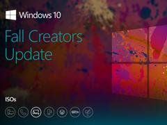 会员独享!微软发布Windows 10 16299官方ISO镜像