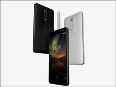 1499元起!全新诺基亚6手机今日发布