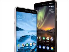 1499元起!全新诺基亚6手机今日正式开卖