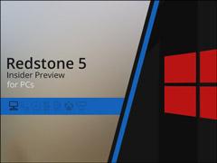 微软开始推送Win10 RS5跳跃预览版更新17655