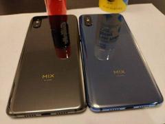 小米MIX 3手机背部谍照遭曝光
