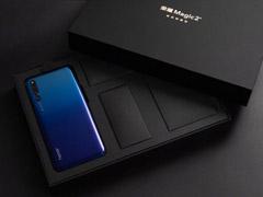 荣耀官方放出Magic 2手机真机图赏