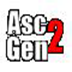 ASCII Generator(Ascgen2) V2.0.0 绿色英文版