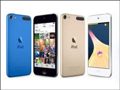 传苹果在准备新一代iPod touch