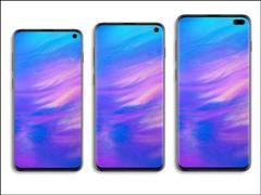 """三星Galaxy S10系列手机意大利售价""""偷跑"""""""