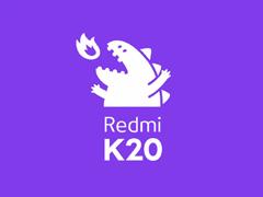 喷火的龙?雷军公布Redmi K20形象