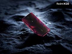官方放出Redmi K20手机实拍图
