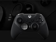 微软推出Xbox精英无线手柄2代
