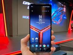 华硕海外发布ROG游戏手机2
