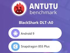 吊打黑鲨2!黑鲨游戏手机2 Pro安兔兔跑分疑曝光