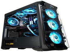 DIY水冷高配3A游戏主机推荐:i7-9700KF八核/16G/GTX1660Ti