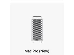 5999美元起!2019款新Mac Pro售價意外曝光