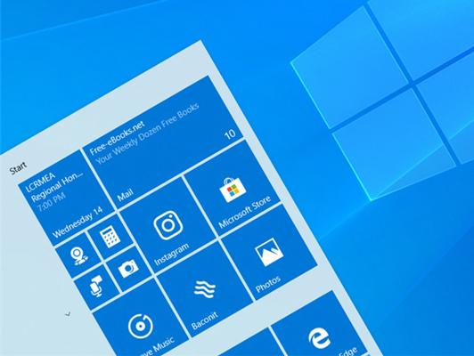 微软放出Win10 20H1 19035快速/慢速预览版(附更新内容)