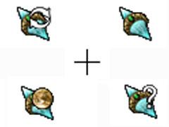 海螺裝飾品鼠標指針