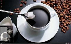 美味咖啡xp主题