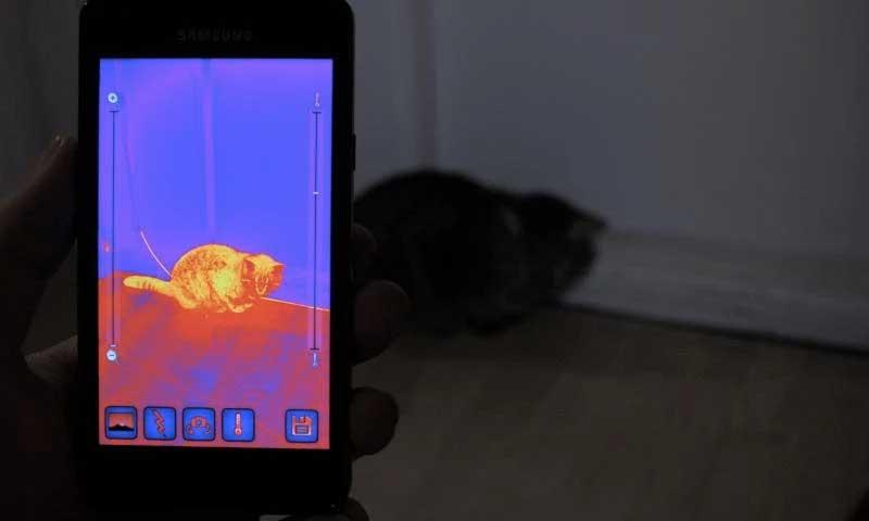 红外热成像相机 v2.9.0