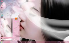 人气女星刘亦菲Win7主题