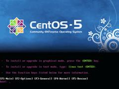 CentOS 5.7 x86_64官方正式版系统(64位)