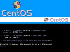 CentOS 3.9 i386官方正式版系统(32位)
