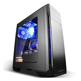 i3-7100双核/4G/七彩虹 GT1030独显入门级游戏电脑