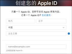 手机上的Apple ID注册失败怎么办?苹果注册不了ID如何解决?