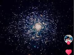 抖音如何拍星空消散?抖音拍星空消散的方法步骤