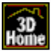 3D Home Architect V4.0 綠色豪華版
