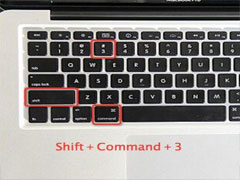 MAC截图快捷键有哪些?MAC截图快捷键分享