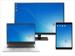 国产操作系统银河麒麟V10 发布:电脑手机互通