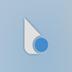 简约灰蓝光标鼠标指针 V1.0 免费版