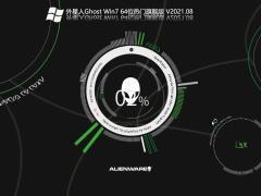 外星人Ghost Win7 64位热门旗舰版 V2021.08